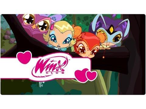 Winx Club - Sezon 3 Bölüm 20 - Pixiler İş Başında - [TAM BÖLÜM]