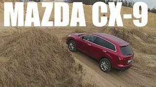 (ENG) Mazda CX-9 2015 - Test Drive and Review