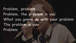 Sex Pistols - Problem (Lyrics)