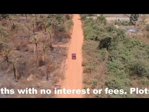 Land for Sale in the Gambia