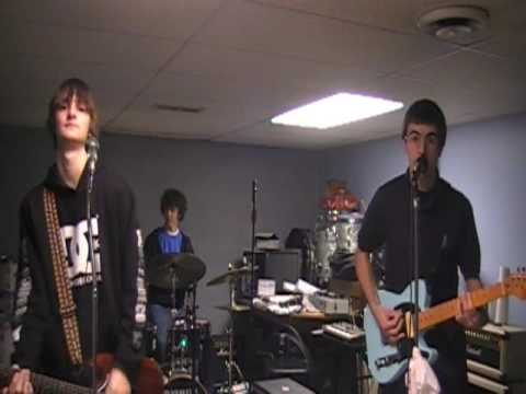 Dave Days Band Practice - Paper Planes Jam