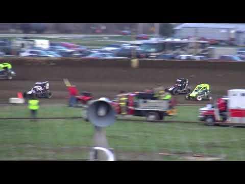 Kokomo Speedway Heat  4/13/18