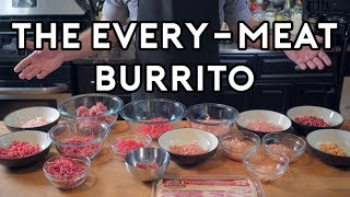 Download Binging with Babish 2 Million Subscriber Special: The Every-Meat Burrito from Regular Show Mp3 and Videos