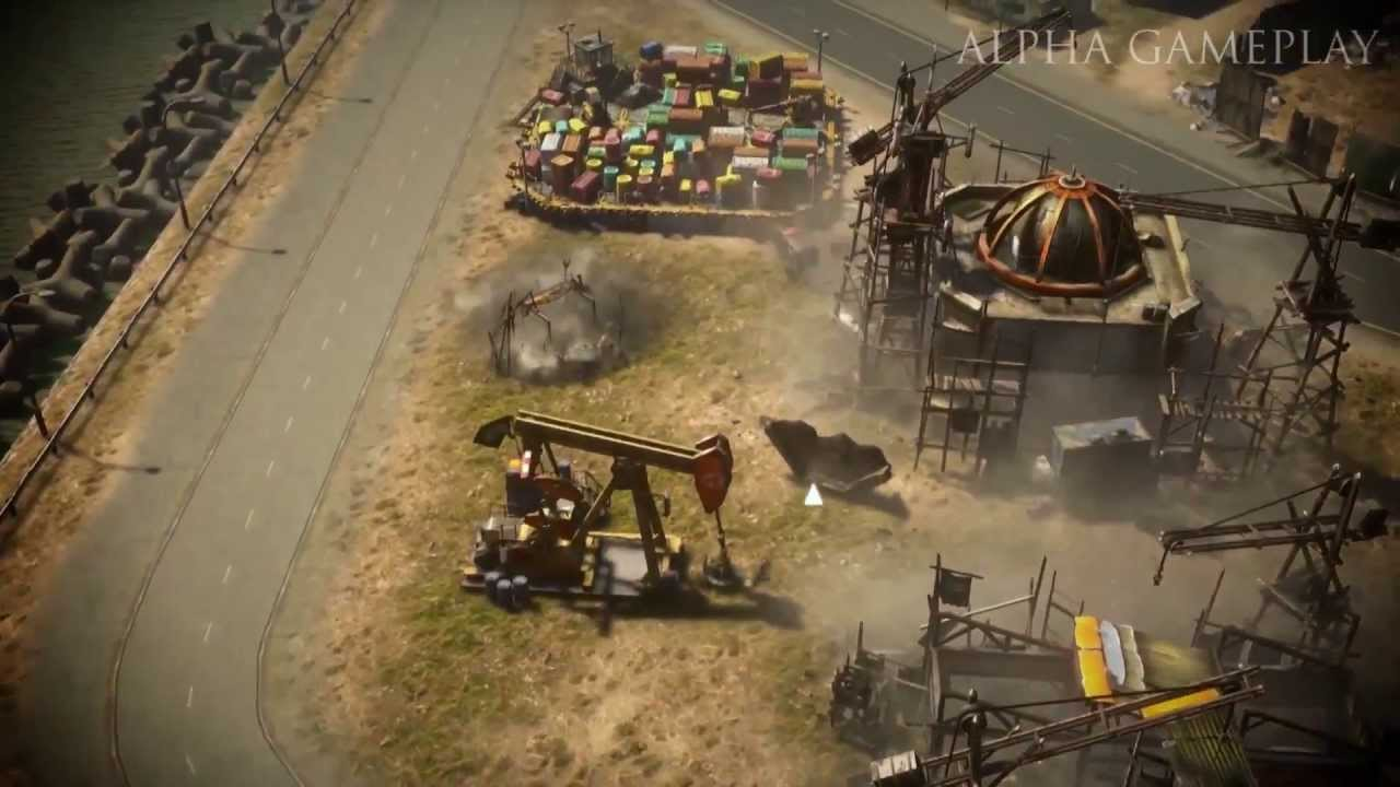games to play online command & conquer patch