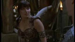 Xena - warrior, tramp, princess, funny episode montage