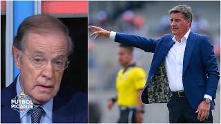 PUMAS VS MONTERREY 'Míchel González ha trabajado muy bien', José Ramón Fernández | Futbol Picante