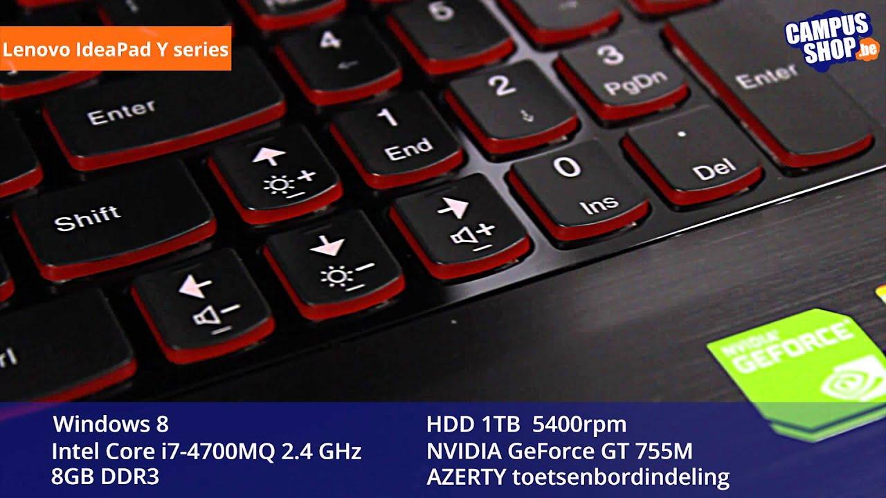 Lenovo IdeaPad Y Series Y510P 00303 BE