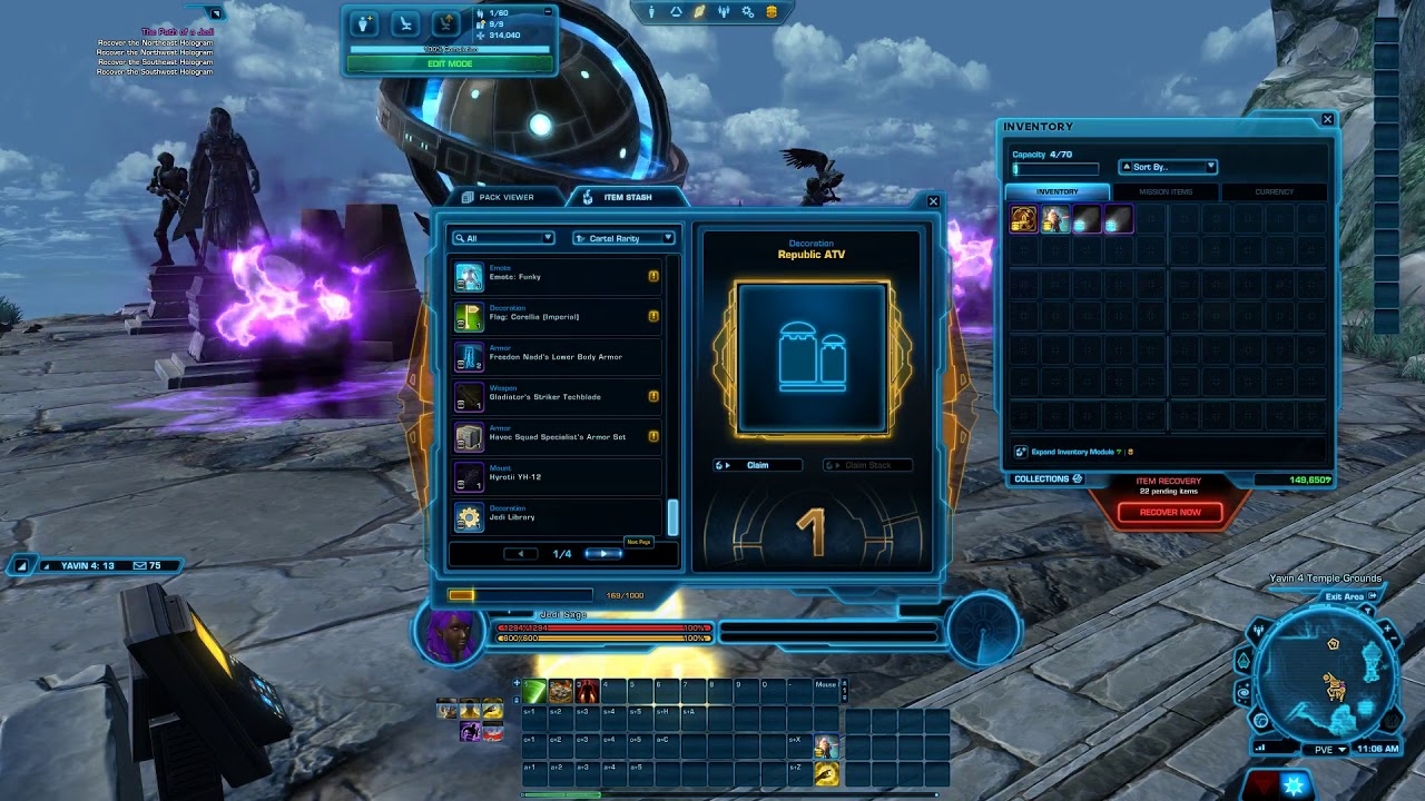 SWTOR - Hypercrate Ultimate Cartel Pack