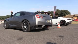 During the Petrolhead Events Spring event I have filmed the Lamborg...
