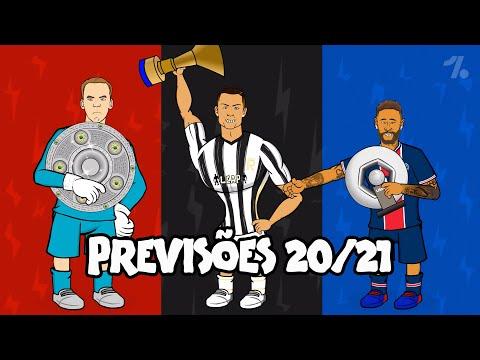 10 previsões para a temporada 2020/21! ► OneFootball x 442oons