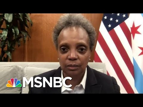 Lori Lightfoot: Current President 'Has Added To Public Skepticism' About Covid Vaccine | MTP Daily