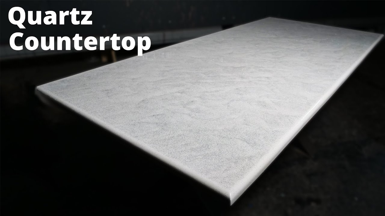 Quartz Countertops on a Dime | Stone Coat Epoxy