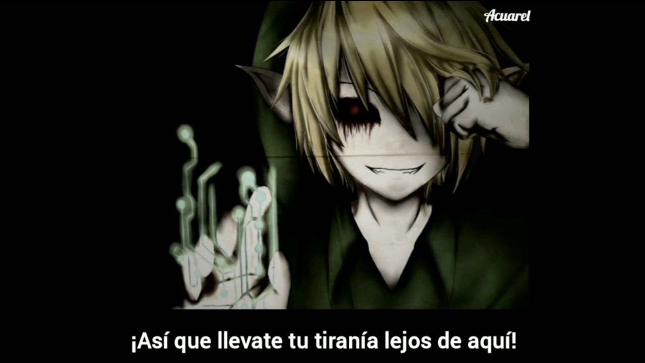Discord ; the living tombstone [Ben Drowned] - Letra español