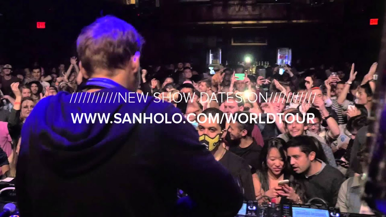 San Holo: World Tour - Presented by Trap Nation (Episode 4)