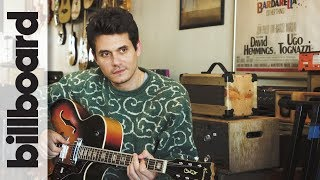 John Mayer Billboard Cover Shoot: COVER'D