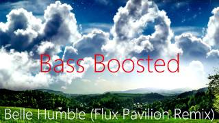 Freestylers - Cracks ft. Belle Humble (Flux Pavilion Remix) Bass Boosted
