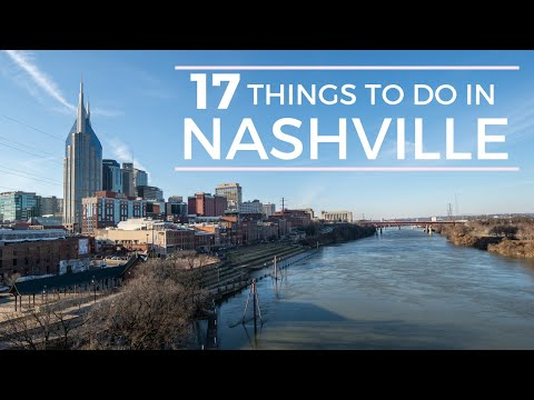 17 Things to do in Nashville, Tennessee