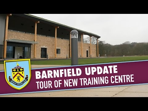 BARNFIELD UPDATE | Tour Inside New Training Centre