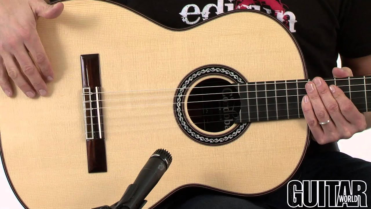 watch cordoba c10 crossover guitar youtube for musicians