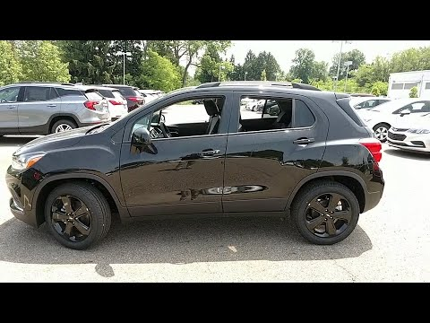 2018 Chevrolet Trax Alliance Akron Canton Youngstown Cleveland