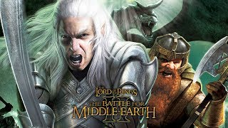 The Lord of the Rings: The Battle for Middle-Earth II – Good Campaign – Game Movie (All Cutscenes)