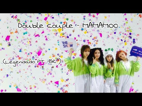 DOUBLE COUPLE - MAMAMOO  (LEGENDADO PT BR)