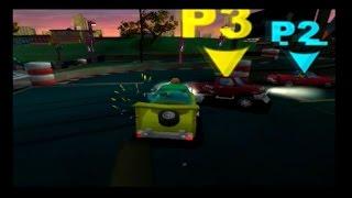The Simpsons Hit And Run PS2 Bonus Game