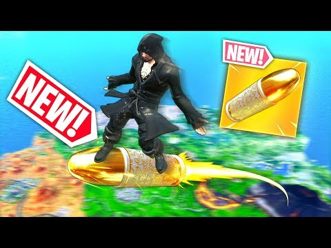 *NEW* BULLET SURFING OP TRICK!! - Fortnite Funny WTF Fails and Daily Best Moments Ep.1050 thumbnail