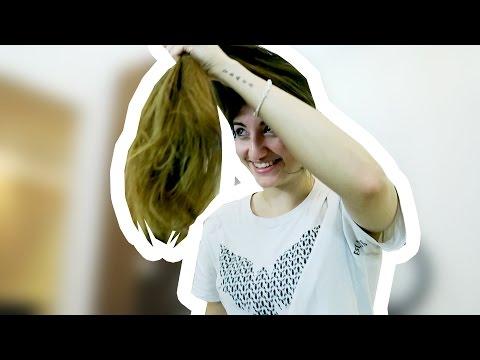 ich schneide meine haare ab daily vlog