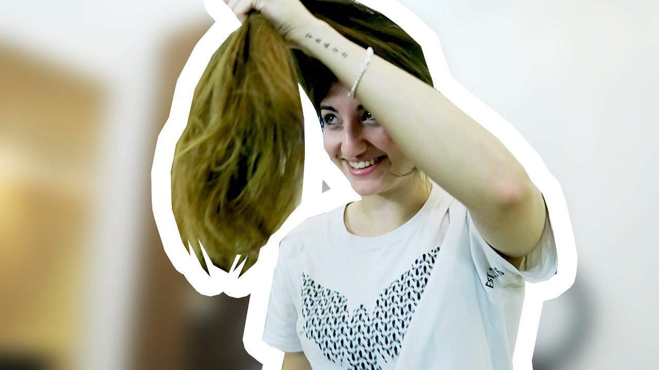 Haare ab ohren freischneiden
