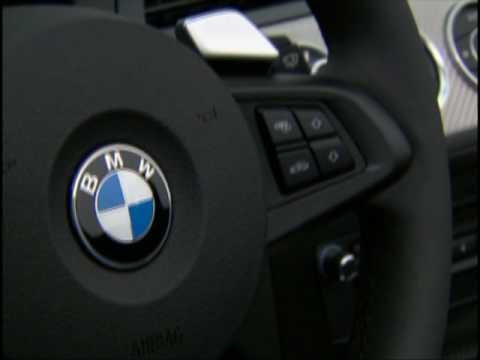 New 2011 BMW Z4 sDrive35is Interior