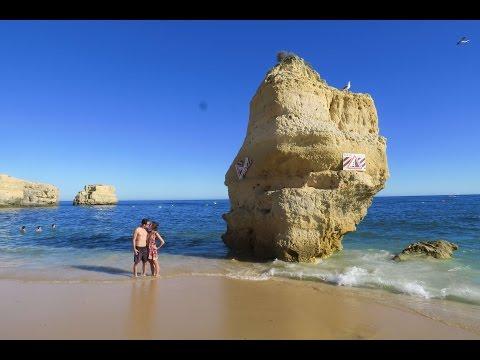 BEST Beach In Portugal!