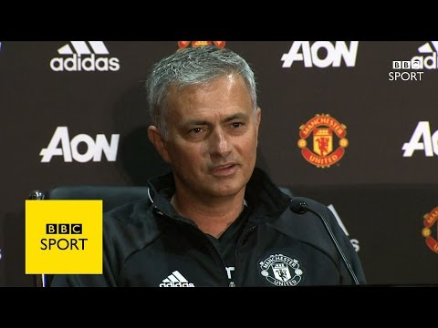 Jose Mourinho arrives at Manchester United - BBC Sport