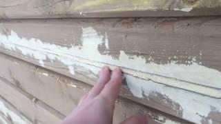 видео Трещины в брусе: заделка профилированного без герметика