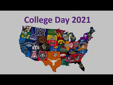 College Day 2021 - The Academy of the Holy Cross