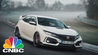 2017 Honda Civic Type R Now World's Fastest FWD Car | CNBC
