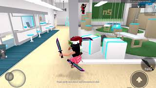 MM2 Godly Bet with a Mobile Player! (Murder Mystery 2) | Roblox