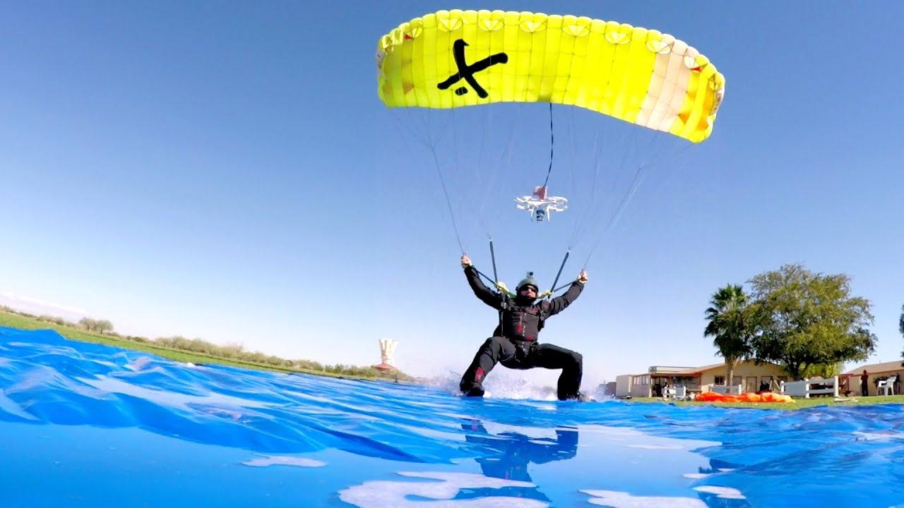 GoPro Skydive Swoop N Slide