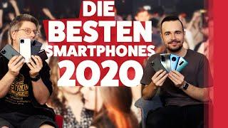 Die besten Smartphones 2020 - Stand Juni 2020