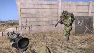 Спецназ [Arma 3 Battle Royale]