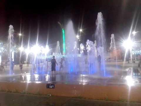 Inauguração da nova praça da estação de Maracanaú.