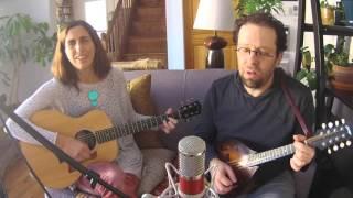 "Vanessa Trien and Adam Michael Rothberg sing ""I'm Feeling Thankful"""