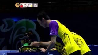 Download Video QF - 2014 China Open -  Yoo Yeon Seong-Eom Hye Won vs Xu Chen/Ma Jin MP3 3GP MP4