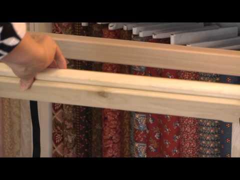Ulmer Quilter Directions - YouTube : ulmer quilt frame - Adamdwight.com