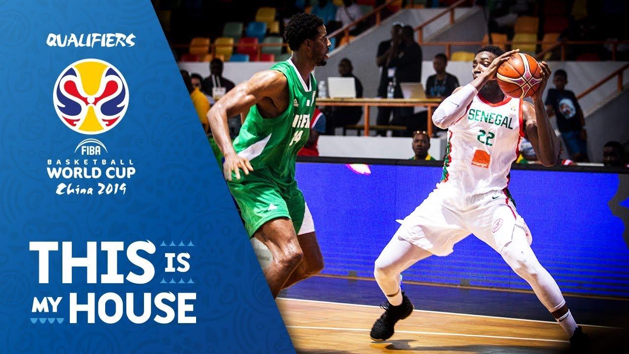 Senegal v Nigeria - Highlights - FIBA Basketball World Cup 2019