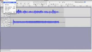 How to use Audacity - Free Recording Software