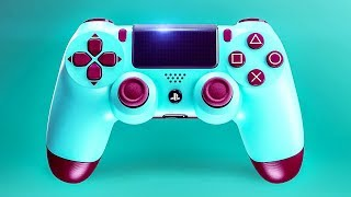 New PS4 Controller: Berry Blue DUALSHOCK 4 Trailer (Special Edition, 2018)
