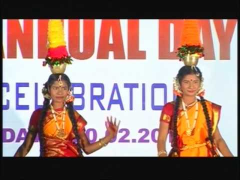 RDPS:ANNUAL DAY - 2015 - Karakattam