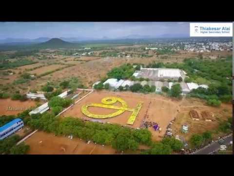 T. Alai secodery school manapparai  Manavai kings