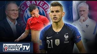 Zoff zwischen Bayern & Frankreich wegen Hernández-Nominierung   TRANSFERMARKT